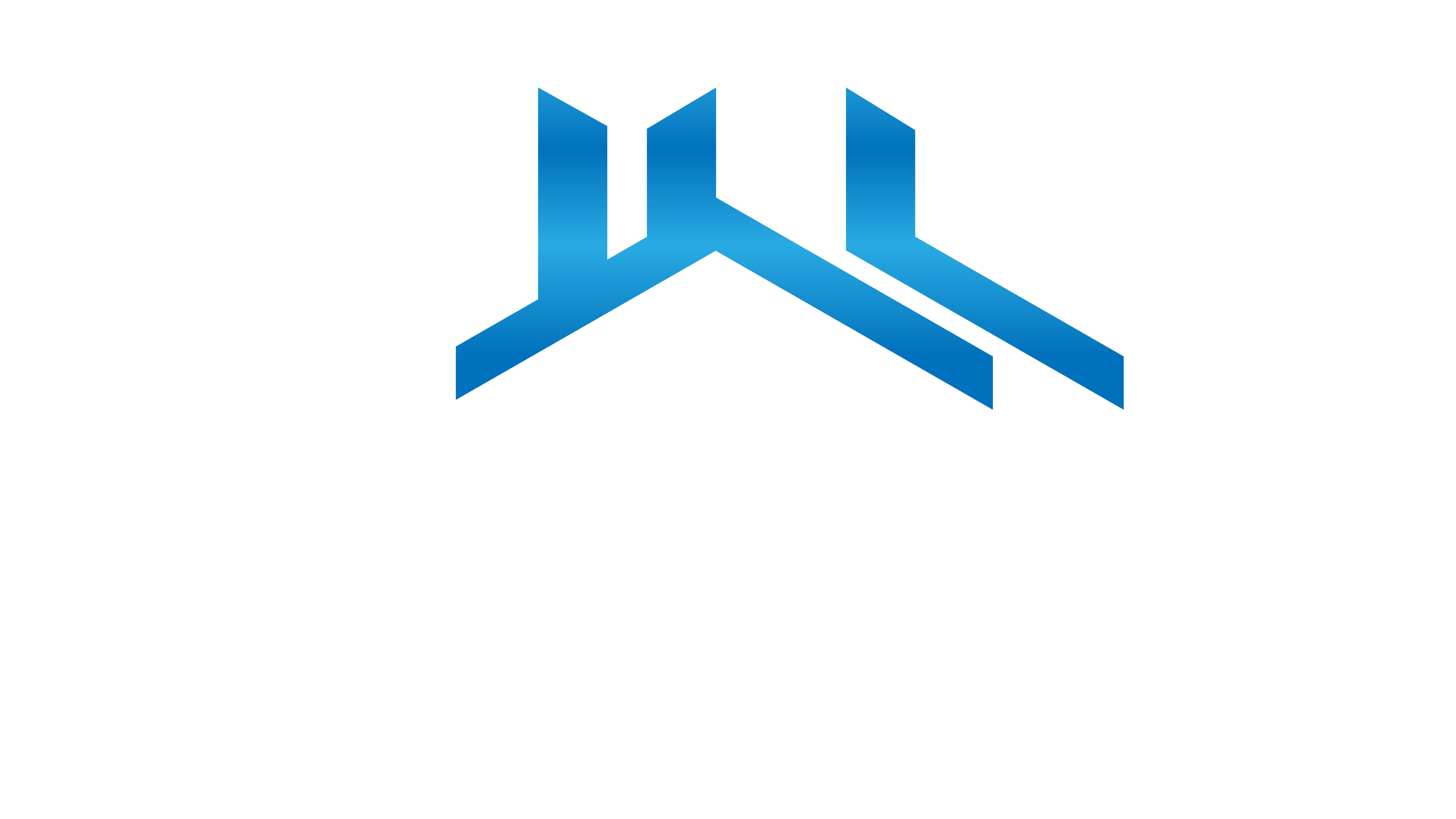 JH Logo White